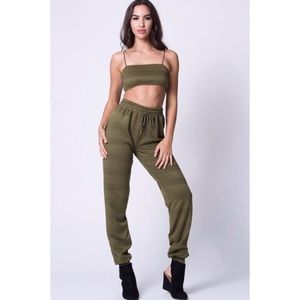 StellaLe Apparel Other - Cami Two-Piece Set